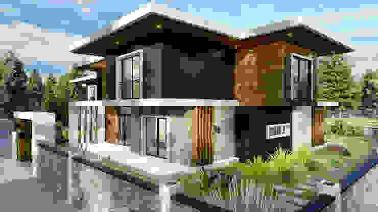 Villas by ANTE MİMARLIK , Modern