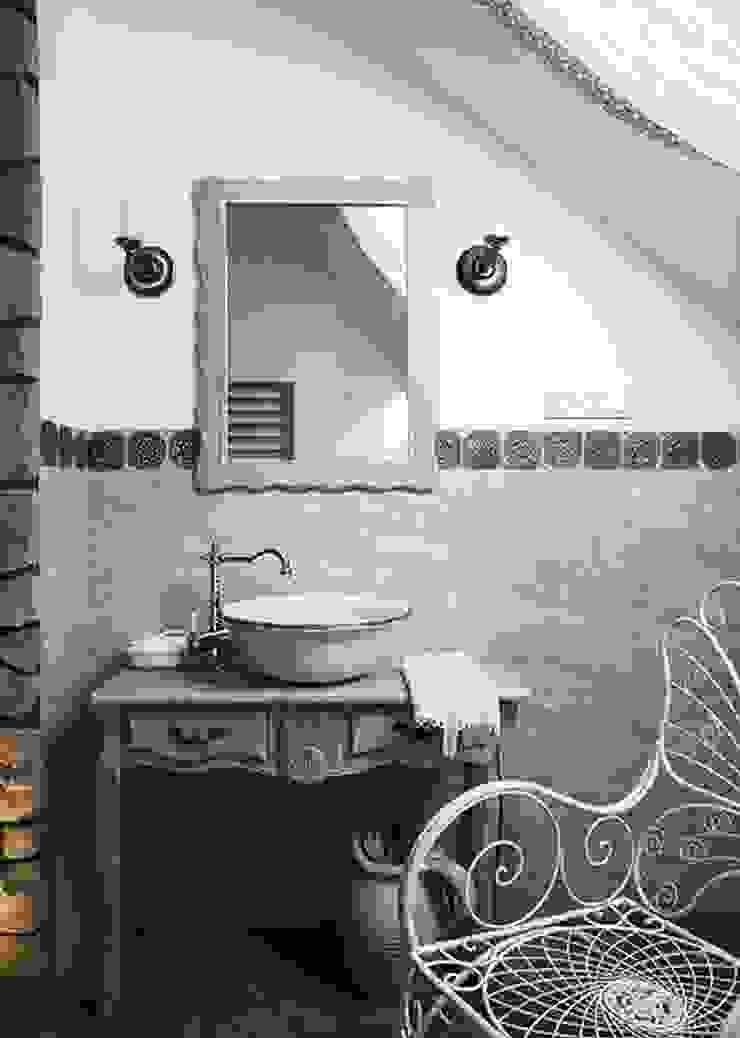 Cerames Rustic style bathrooms