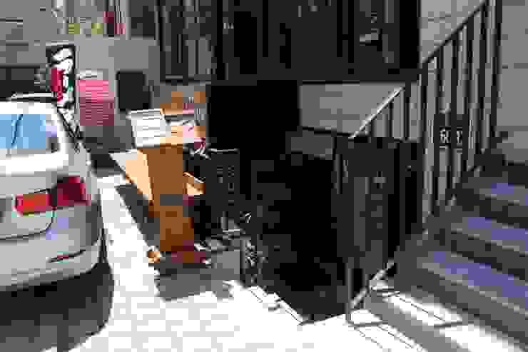 연남동 상가주택(2016) 모던스타일 주택 by 믹스토리 모던