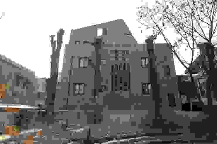 Moderne huizen van 믹스토리 Modern