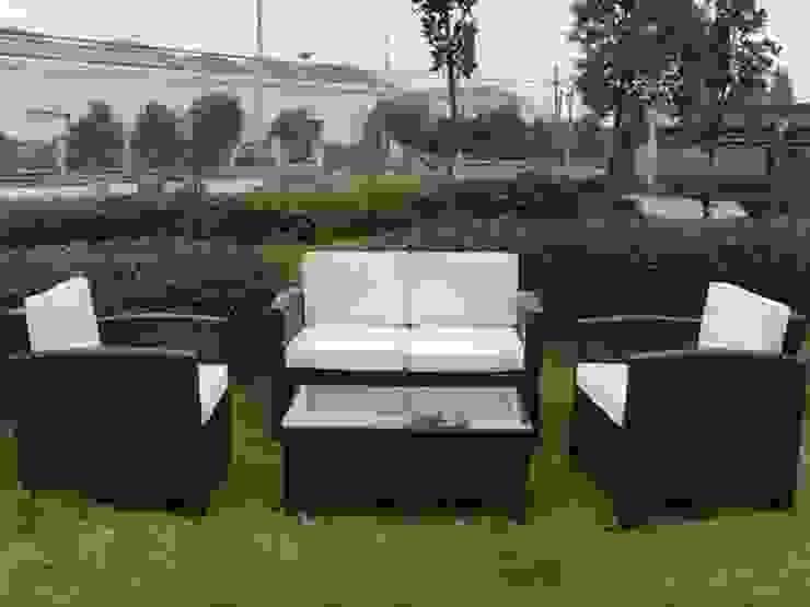 Mobiliario De Exteriores Para Terrazas Jardines Y Balcones