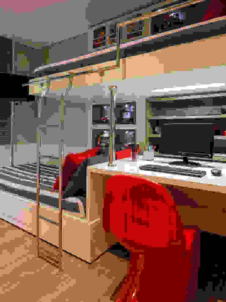 Moderne kinderkamers van BG arquitetura | Projetos Comerciais Modern