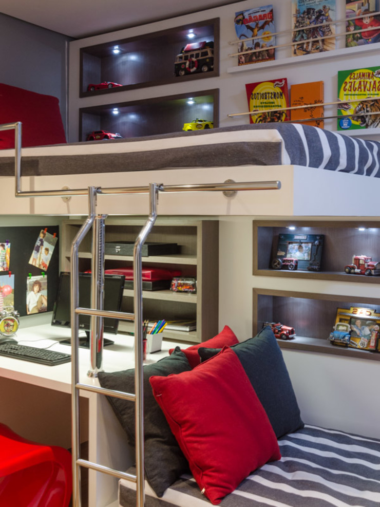 Modern Çocuk Odası BG arquitetura | Projetos Comerciais Modern