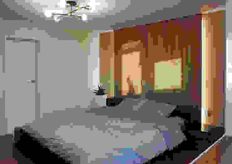 Salas multimedia de estilo moderno de Design Partner Blue box Moderno Madera Acabado en madera