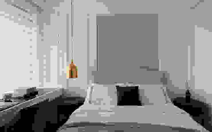 Dormitorios de estilo clásico de 成綺空間設計 Clásico