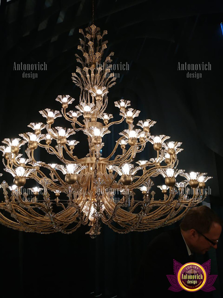 Outstanding Gorgeous Light for Interior by Luxury Antonovich Design