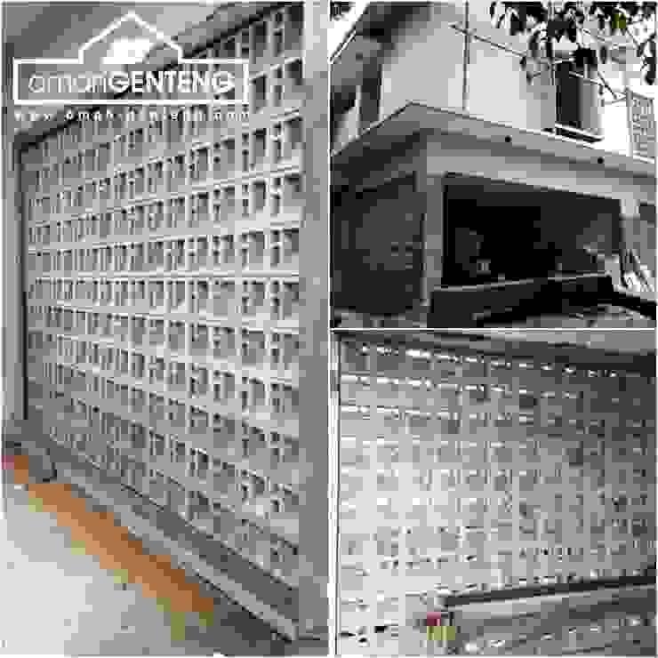 HP/WA: 08122833040 - Roster Beton Minimalis Bandung - Omah Genteng Hotel Minimalis Oleh Omah Genteng Minimalis Beton