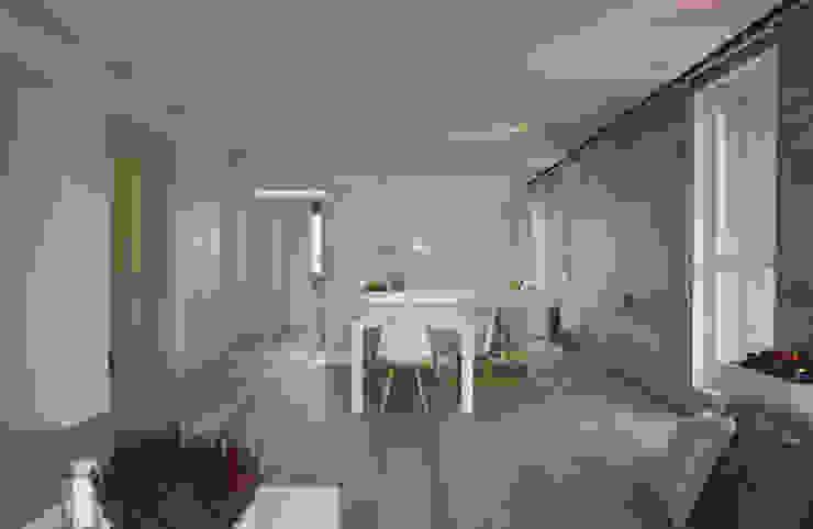 t design Scandinavian style dining room