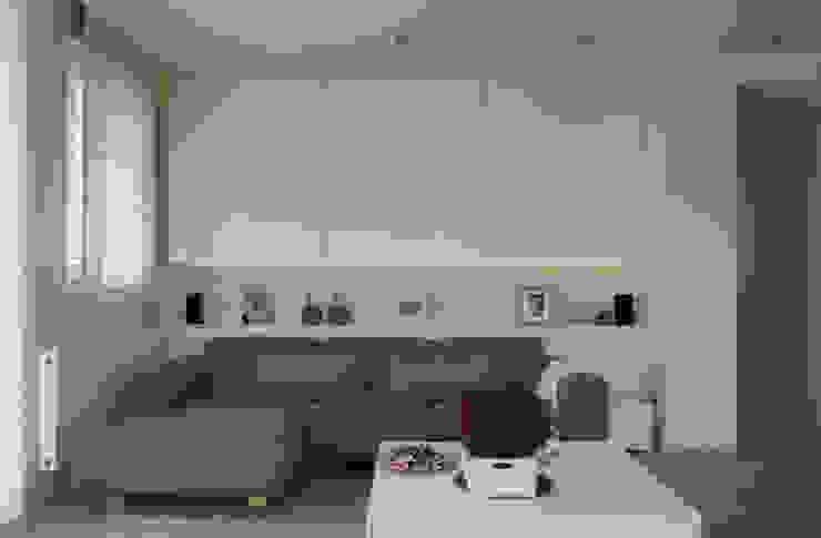 t design Scandinavian style living room