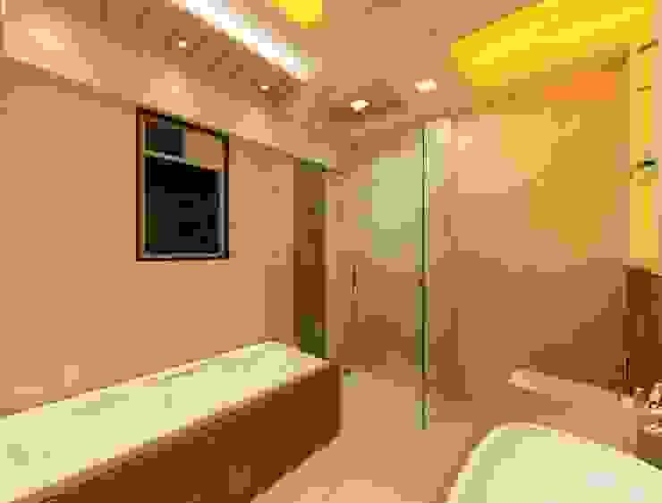 Bathroom Modern bathroom by Square 4 Design & Build Modern