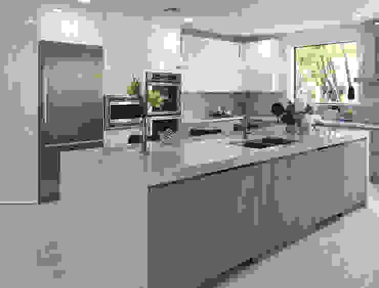 Modern style kitchen by Milestone Modern