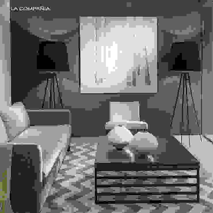 Showroom La Compañia - Arenales 1145 - de La Compañia muebles Minimalista