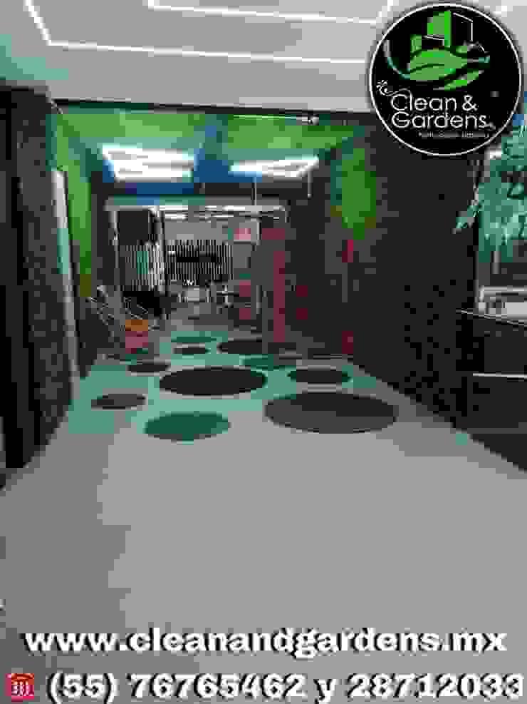 Clean and Gardens SA de CV Office buildings