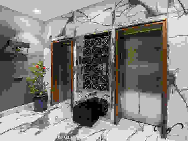 Utopia by Gaurav Kankariya モダンスタイルの 玄関&廊下&階段