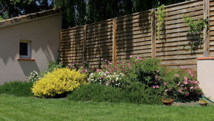 Modern garden by Constans Paysage Modern Wood Wood effect