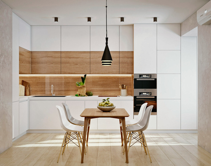 Built-in kitchens by 'EDS' Exclusive Design Solutions