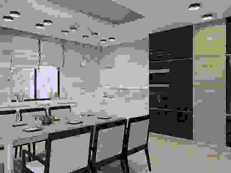 Частный дом в Юкках от Wide Design Group Минимализм