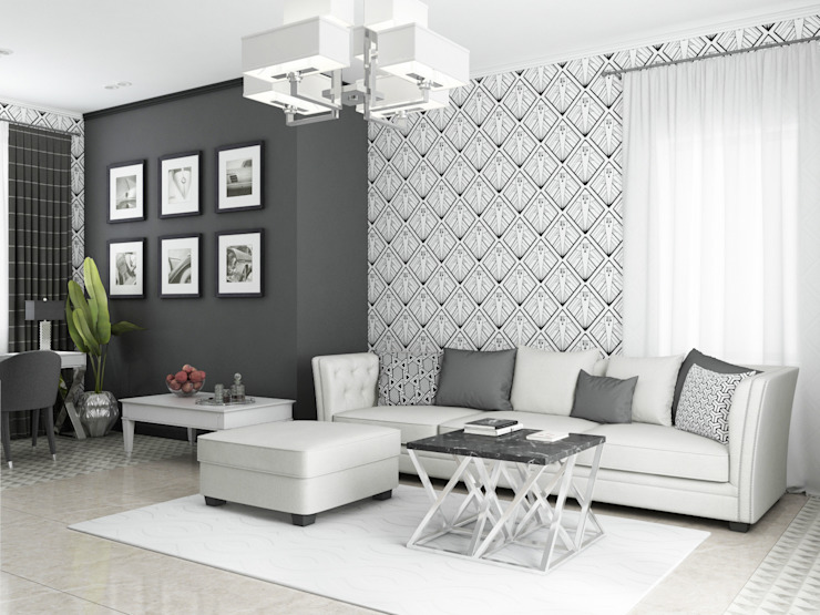 Classic style living room by Wide Design Group Classic