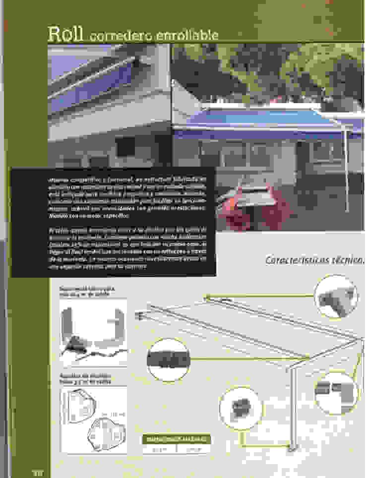 TOLDOS CLOT, S.L. Garden Greenhouses & pavilions