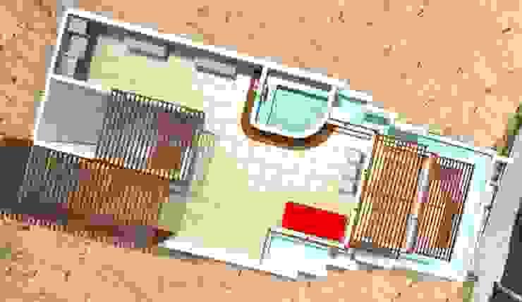 Casa de Playa - BUJAMA de Corporación Siprisma S.A.C Minimalista