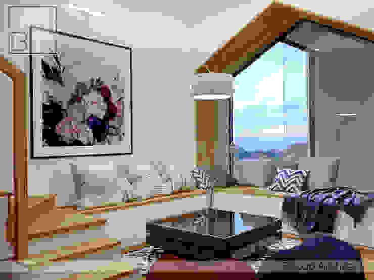 Bird Nest House bởi Bdoup Architects Hiện đại