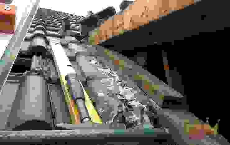 Dachreparatur in Enger Dachdeckermeisterbetrieb Dirk Lange Satteldach