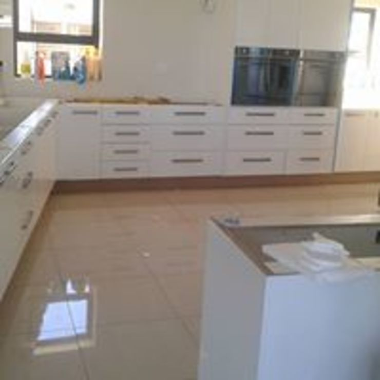 Kitchen Installation Project completed in Port Elizabeth by Pulse Square Constructions