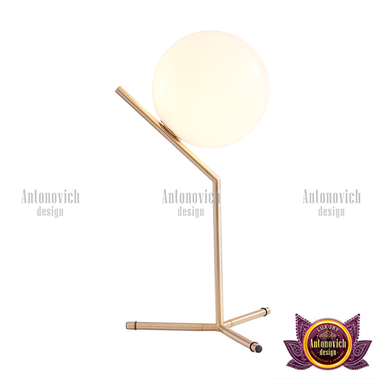 Perfect Magnificent Table Lamps by Luxury Antonovich Design