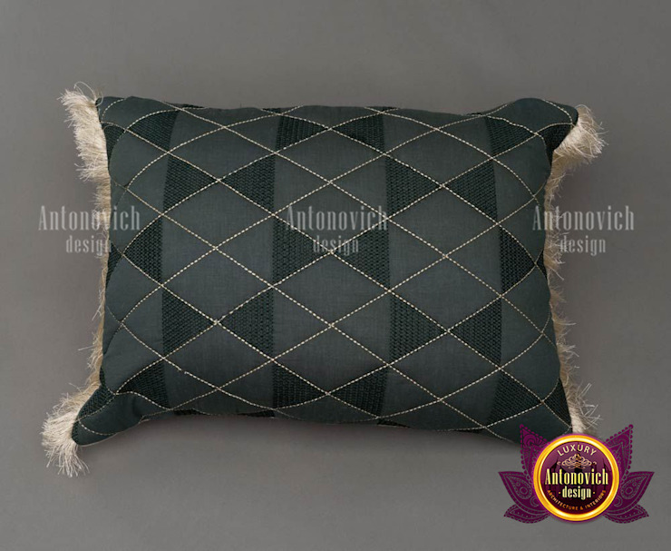 Very Stylish Cushions for Every Home by Luxury Antonovich Design