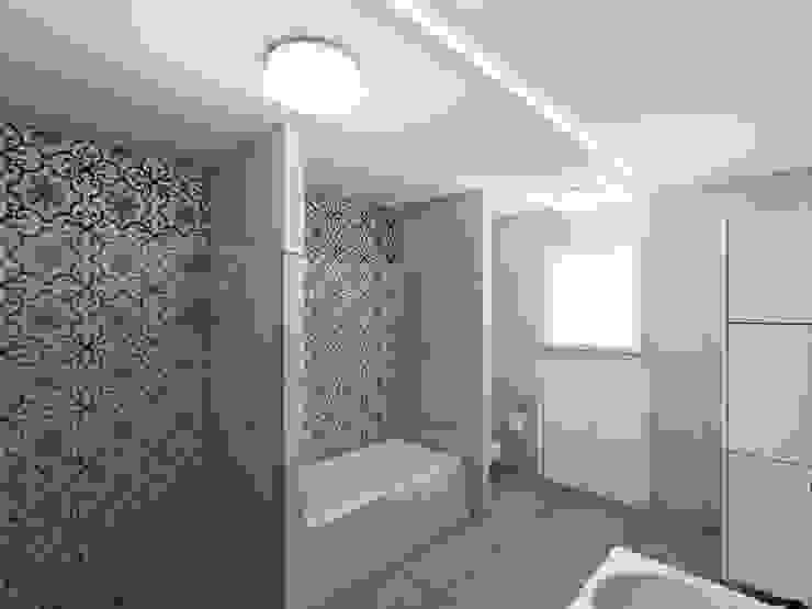Banyo Tadilat Tasarımı Sanal Mimarlık Hizmetleri Modern Banyo