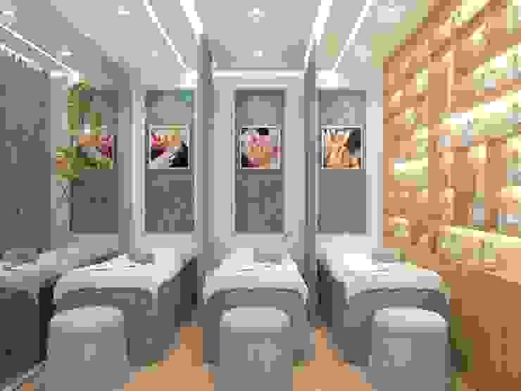 Phòng spa đẹp: hiện đại  by Công Ty TNHH Funi, Hiện đại