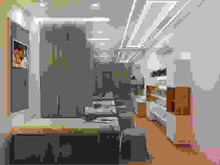 Thiết kế spa đẹp: hiện đại  by Công Ty TNHH Funi, Hiện đại