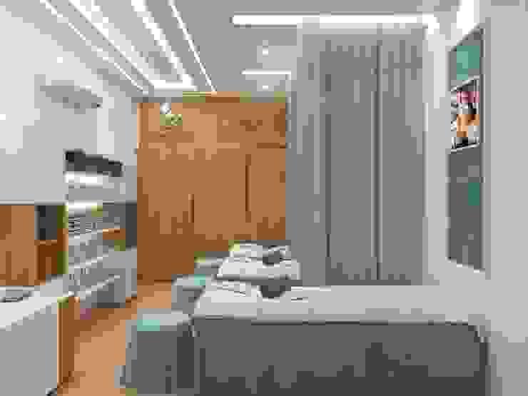 Mẫu thiết kế spa hiện đại: hiện đại  by Công Ty TNHH Funi, Hiện đại