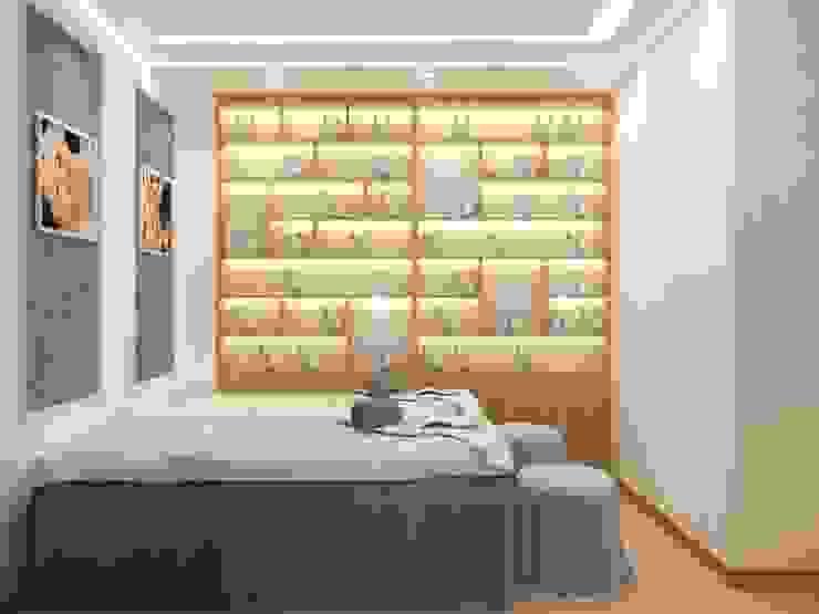 Thiết kế nội thất spa cao cấp: hiện đại  by Công Ty TNHH Funi, Hiện đại