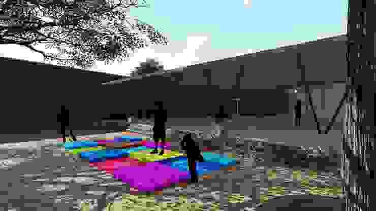 School for Visually Impaired by Shreya Lakhankar Modern