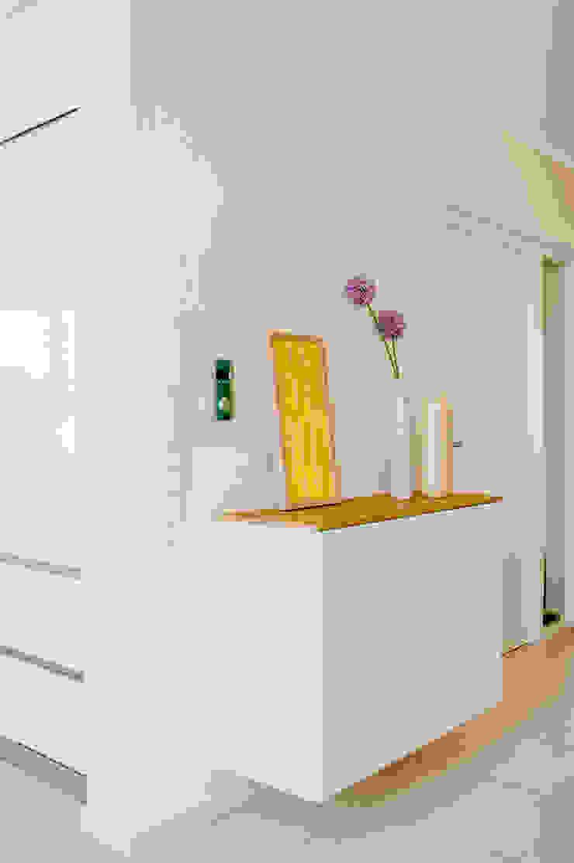 T-raumKONZEPT - Interior Design im Raum Nürnberg Modern dining room White