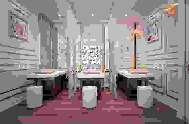 Thiết kế thi công phòng spa đẹp: hiện đại  by Công Ty TNHH Funi, Hiện đại