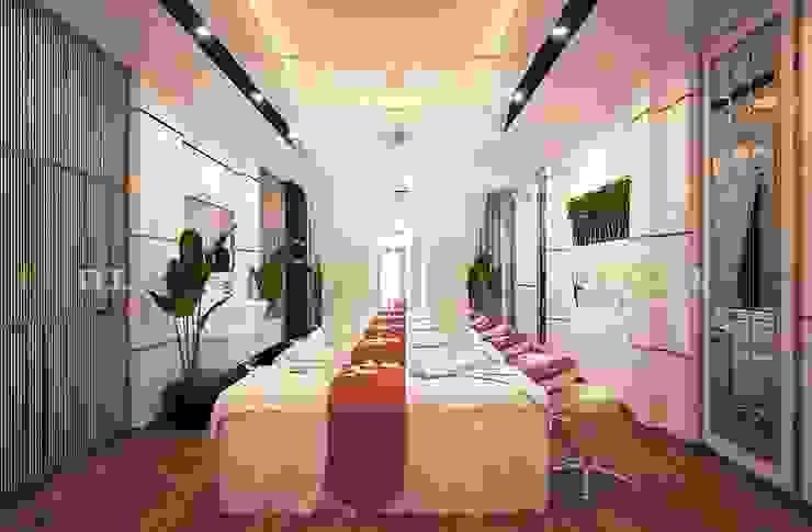 Thiết kế spa với diện tích nhỏ: hiện đại  by Công Ty TNHH Funi, Hiện đại
