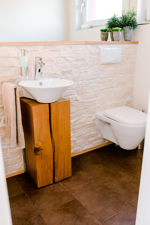 T-raumKONZEPT - Interior Design im Raum Nürnberg Modern bathroom Wood