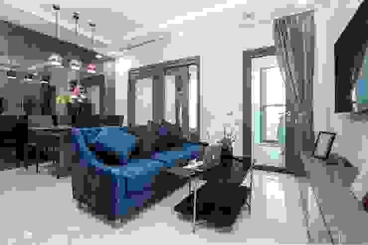Thi công nội thất căn hộ landmark 81 – Phong cách hiện đại bởi ICON INTERIOR Hiện đại