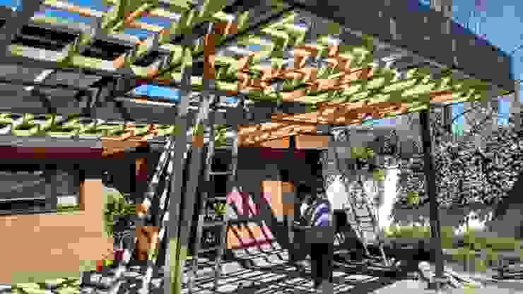 de eco cero - Arquitectura sustentable en Talca Moderno