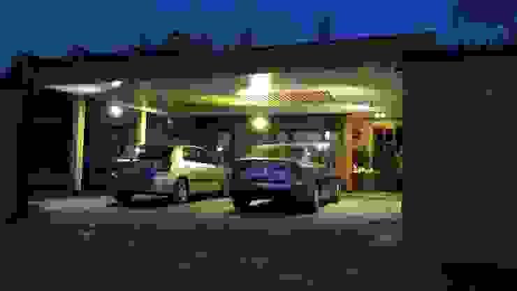 Techos planos de estilo  por eco cero - Arquitectura sustentable en Talca , Moderno
