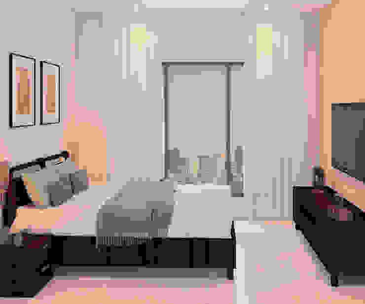 2bhk Sample flat,Mundhwa,Kp Annexe:   by Ground 11 Architects,