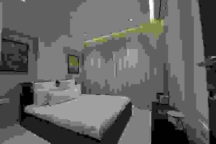 2bhk Sample flat,Mundhwa,Kp Annexe:  Bedroom by Ground 11 Architects,