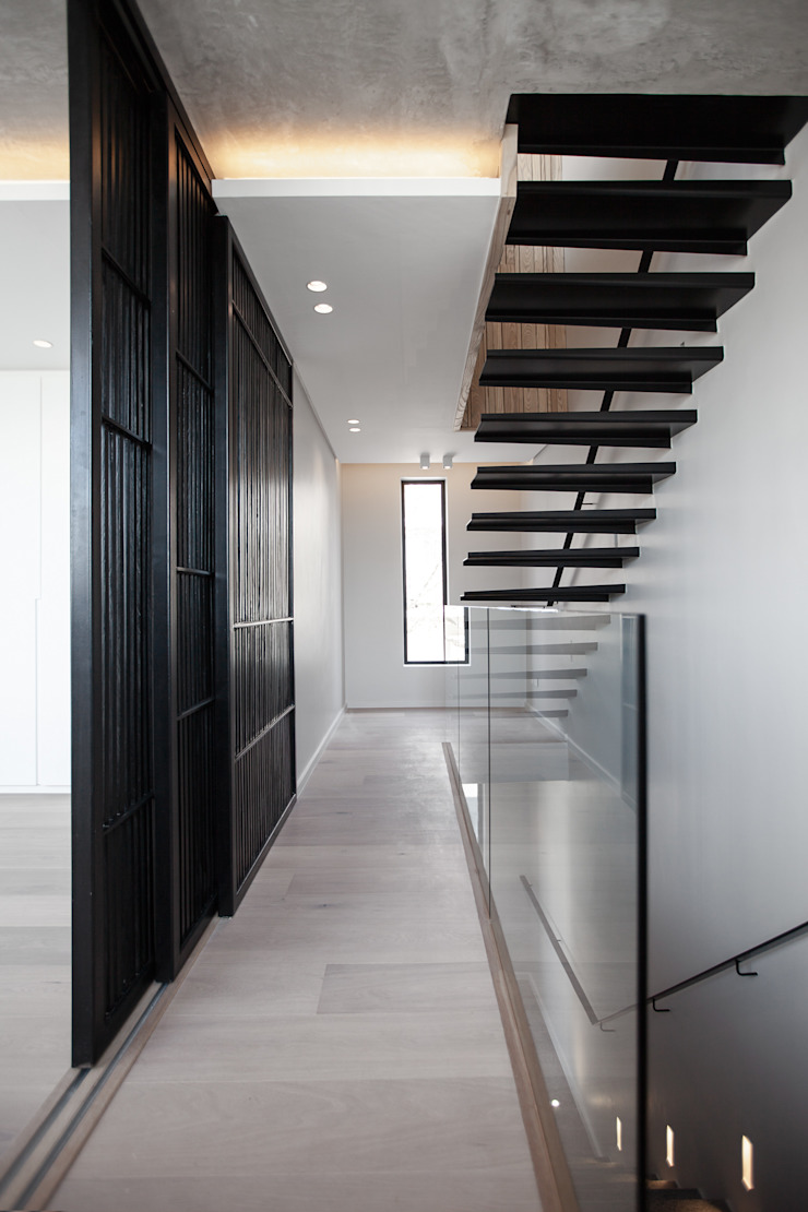 GSQUARED architects Stairs
