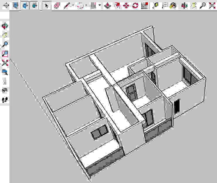 自動導出sketchup的模型 知森數位開發有限公司