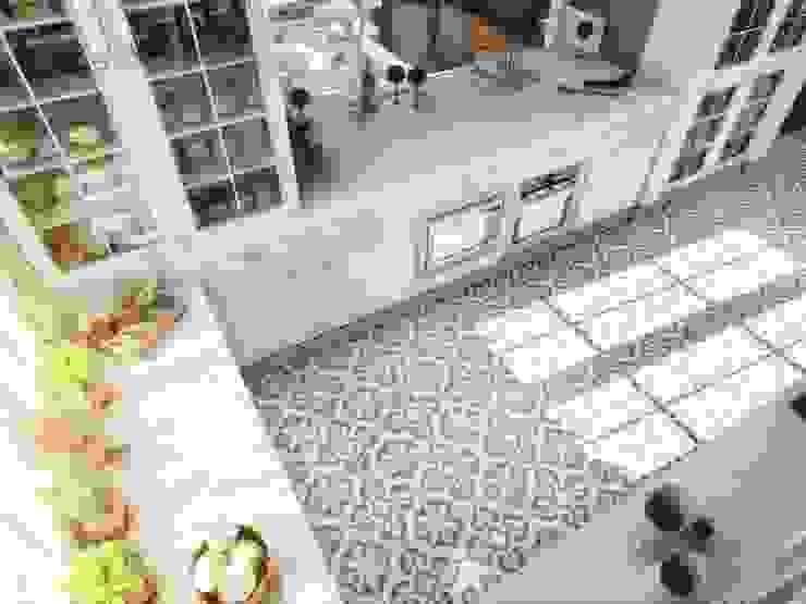 Yunus Emre | Interior Design VERO CONCEPT MİMARLIK Cozinhas modernas