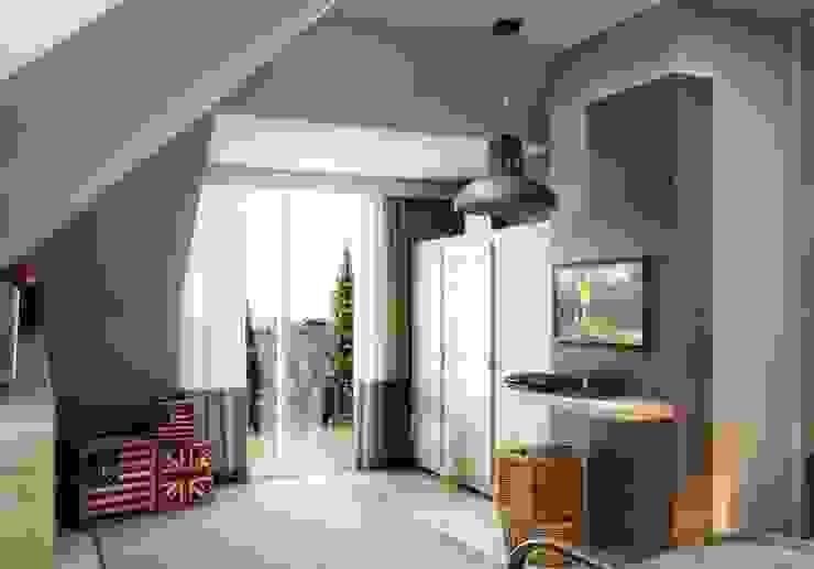 Yunus Emre | Interior Design de VERO CONCEPT MİMARLIK Moderno