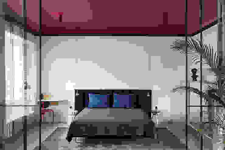 Studio Laas Dormitorios de estilo ecléctico