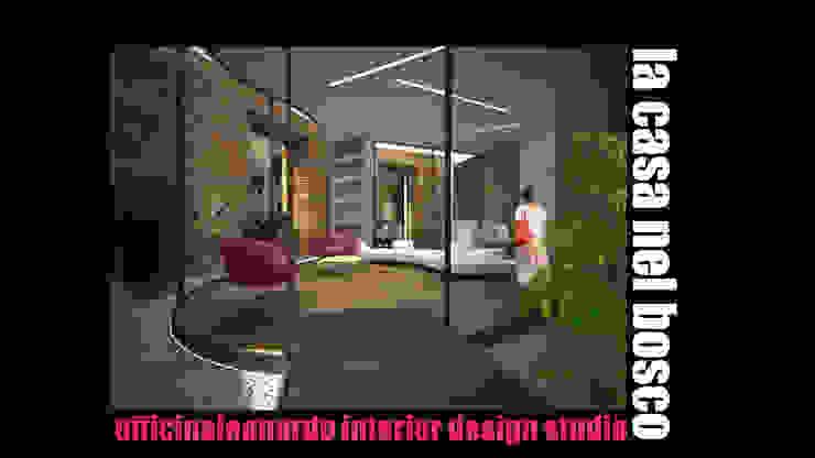 Ingresso: Ingresso & Corridoio in stile  di officinaleonardo, Moderno